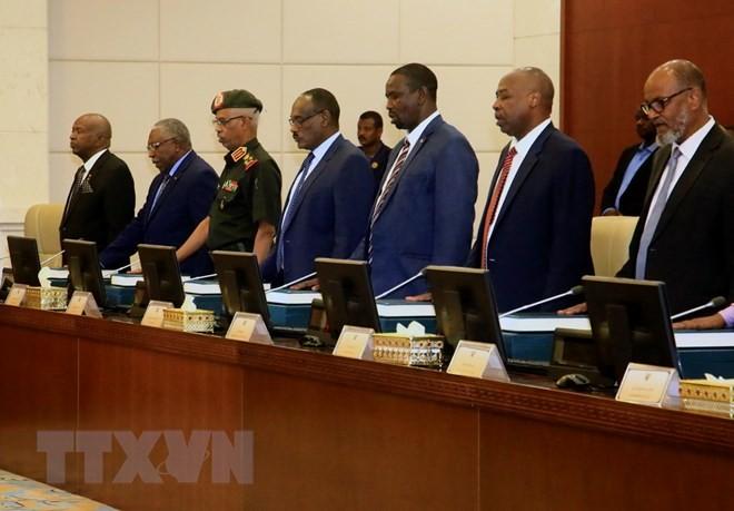 Kabinet baru Sudan dilantik - ảnh 1