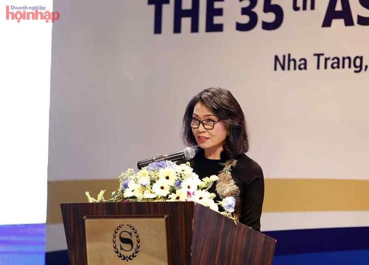Viet Nam menjabat Ketua Asosiasi Jaring Pengaman Sosial ASEAN masa bakti 2018-2019 - ảnh 1