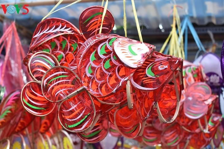Festival Medio Musim Gugur di Sektor Kota Kuno Ha Noi - ảnh 3