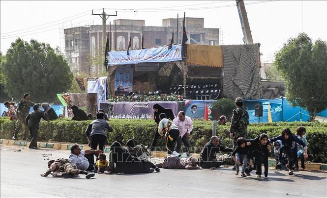 Iran menyerang kelompok-kelompok pembangkang untuk membalas serangan teror di Ahvaz - ảnh 1