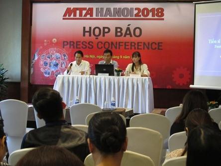 Pameran MTA Ha Noi 2018 menyerap partisipasi dari 15 negara dan teritori - ảnh 1