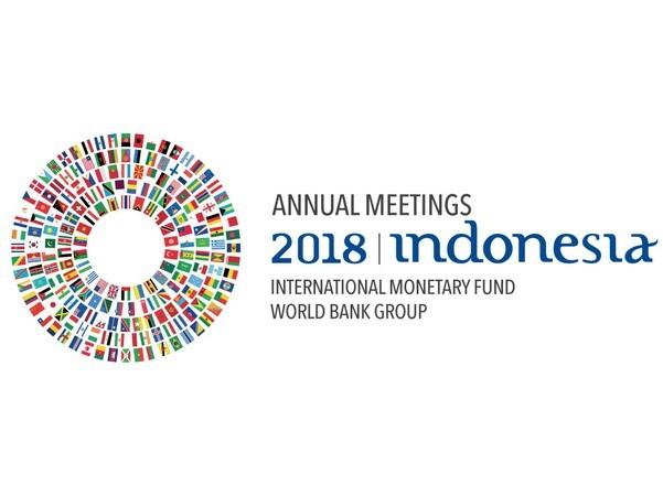 Pembukaan konferensi tahunan IMF dan WB di Indonesia - ảnh 1