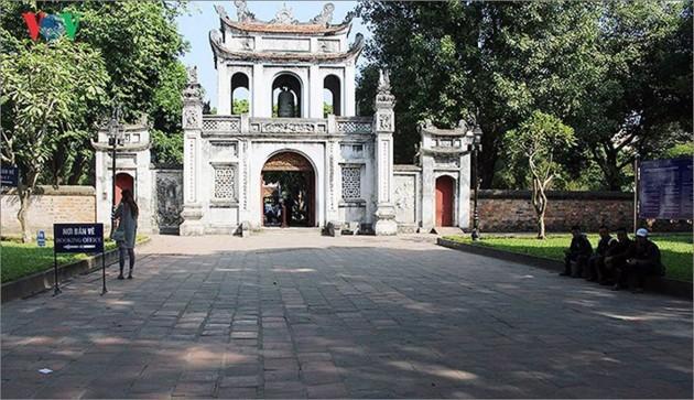 Sepuluh destinasi yang mengesankan di Kota Ha Noi yang seharusnya Anda kunjungi - ảnh 3