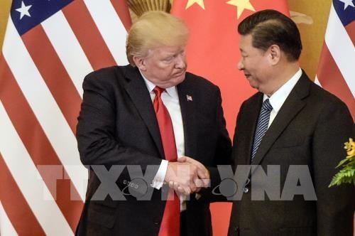 """Presiden Donald Trump menegaskan bahwa pembicaraan telepon dengan Presiden Tiongkok """"berlangsung secara sangat baik"""" - ảnh 1"""