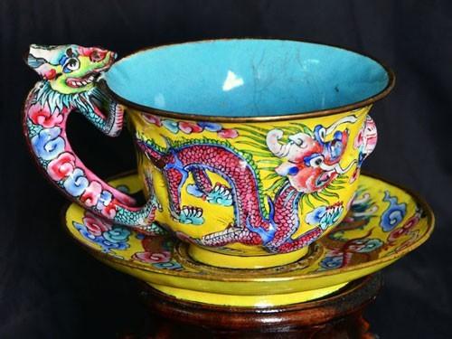 Memperkenalkan lebih dari 230 benda kuno bernilai yang kental dengan selar sejarah dan kebudayaan Viet Nam - ảnh 1