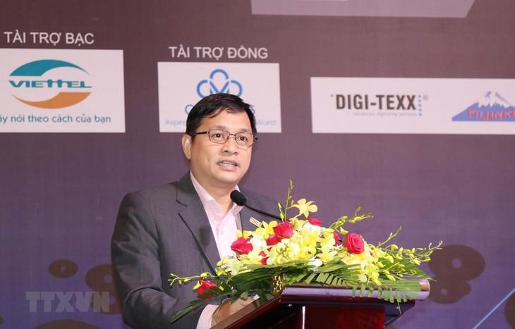 Mendorong eko-sistem start-up tentang teknologi informasi dan komunikasi - ảnh 1