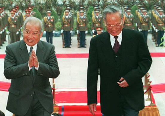 Momen-momen yang mengesankan tentang mantan Presiden Vietnam, Le Duc Anh - ảnh 13