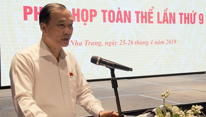 Sidang pleno ke-9 Komisi Ekonomi MN Vietnam - ảnh 1
