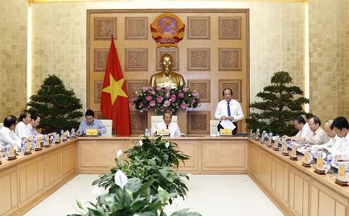 Konferensi Dewan konsultasi urusan reformasi prosedur administrasi - ảnh 1