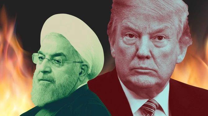 Ketegangan AS-Iran mungkin bisa menjadi bentrokan militer - ảnh 1