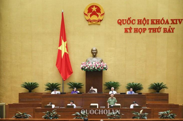 Menteri Keamanan Publik Vietnam, To Lam: Jangan membiarkan Vietnam menjadi tempat transit narkotika ke dunia - ảnh 1