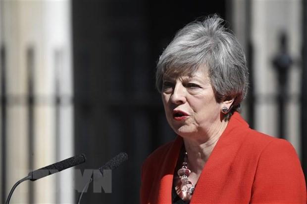 Inggris: Para tokoh yang menonjol dalam Partai Konservatif mulai melakukan kampanye untuk kursi PM - ảnh 1