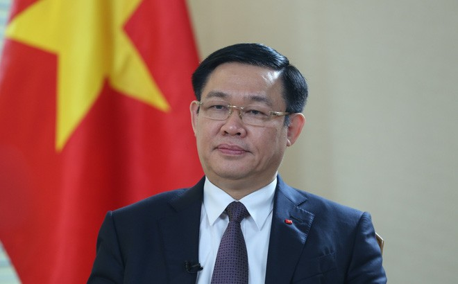 Deputi PM Vietnam, Vuong Dinh Hue mengunjungi Myanmar dan Republik Korea - ảnh 1