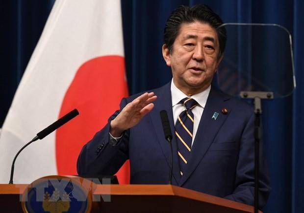 KTT G20: PM Jepang menyatakan kecemasan yang mendalam tentang lingkungan perdagangan sekarang ini - ảnh 1
