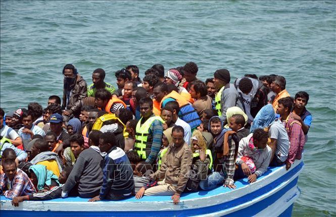 Lebih dari 32.000 migran tewas atau hilang hanya dalam waktu 4 tahun - ảnh 1