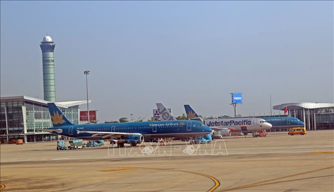 Penerbangan Vietnam mengangkut lebih dari 38,5 juta penumpang - ảnh 1