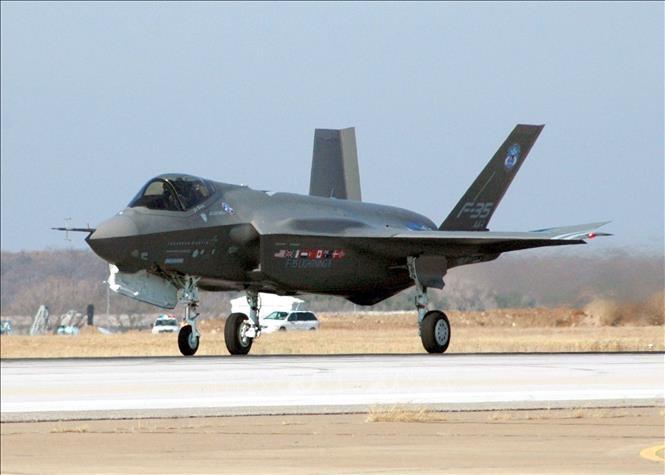AS menegaskan tidak menjual pesawat tempur F-35 kepada Turki - ảnh 1