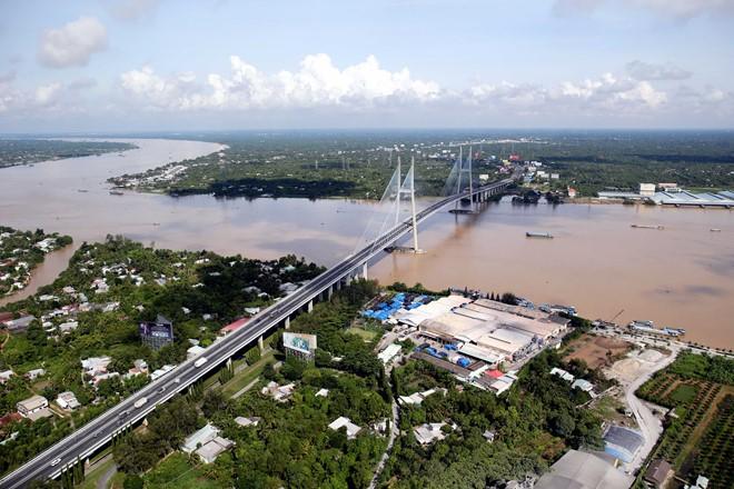 Mengembangkan daerah dataran rendah sungai Mekong untuk mempertahankan peringkat perkembangan berkesinambungan Vietnam - ảnh 1
