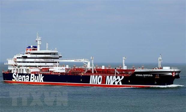 Inggris menolak semua pernyataan Iran tentang penangkapan kapal Stena Impero - ảnh 1