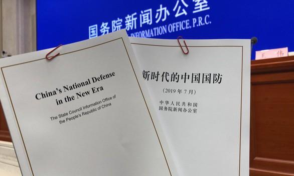Tiongkok meluncurkan Buku Putih pertahanan dalam periode baru - ảnh 1