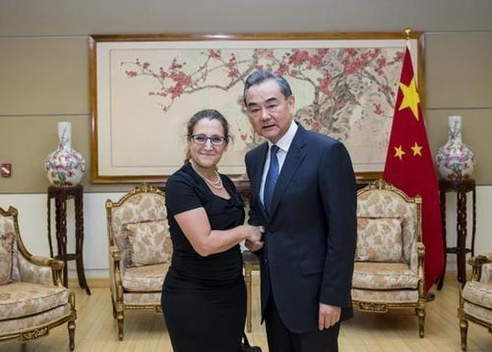 Kanada dan Tiongkok membahas  makna penting dari hubungan bilateral - ảnh 1