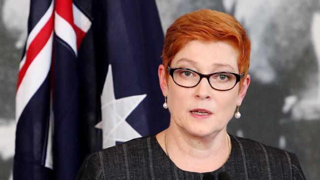 "Australia mengutuk tindakan-tindakan ""paksa"" dari Tiongkok di Laut Timur - ảnh 1"
