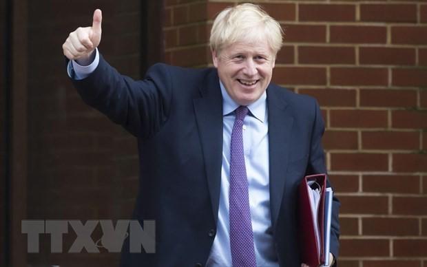 PM Inggris akan bertemu dengan PM Irlandia untuk membahas masalah Brexit - ảnh 1