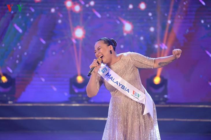 """Juara """"Suara Nyanyian ASEAN+3"""" tahun 2019, Rosaria Ninih Bianis: Kebanggaan Sabahan, Malaysia - ảnh 1"""