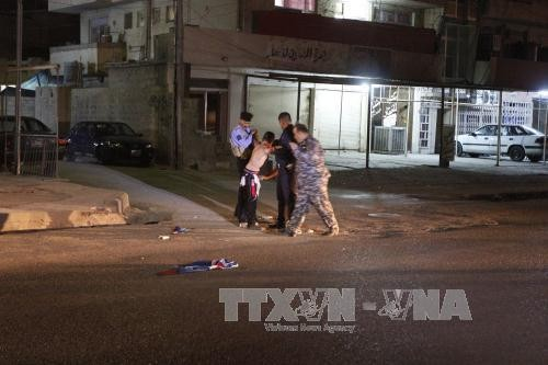 Iraqi forces foil 2 suicide bomb attacks in Kirkuk - ảnh 1