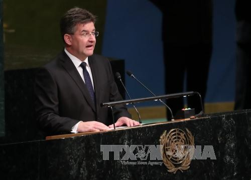 72nd session of UN General Assembly begins - ảnh 1