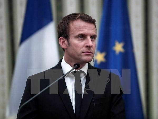 French government unveils national budget 2018 - ảnh 1