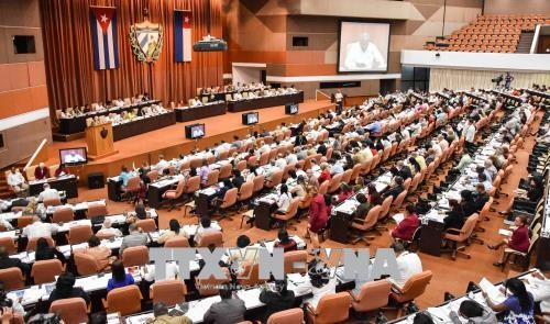 Cuba opens discussion of constitution overhaul to citizens abroad - ảnh 1