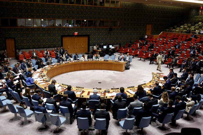 UNSC condemns terrorist attacks in Afghanistan - ảnh 1