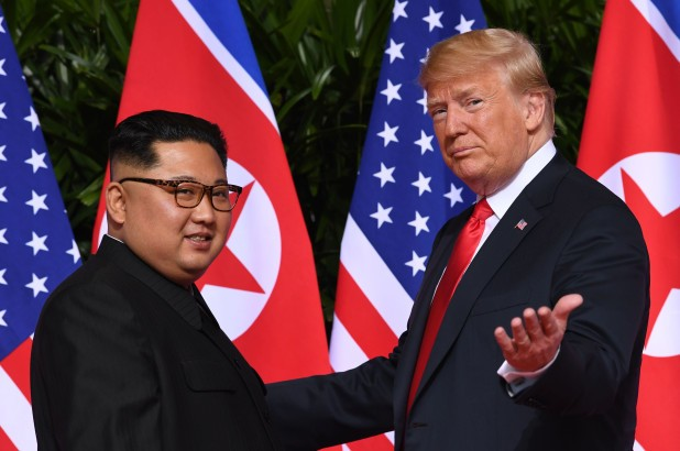 US President sends response letter to North Korean leader - ảnh 1