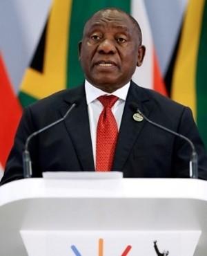 South African President Ramaphosa begins China state visit - ảnh 1