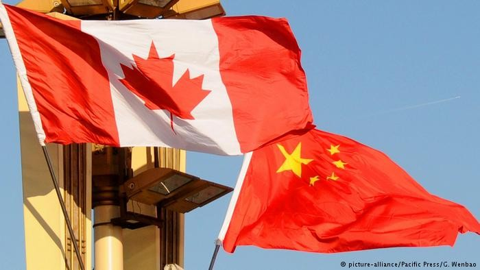China releases Canadian citizen   - ảnh 1
