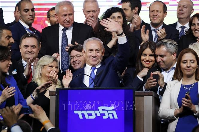 Israeli PM tasked with forming new government - ảnh 1
