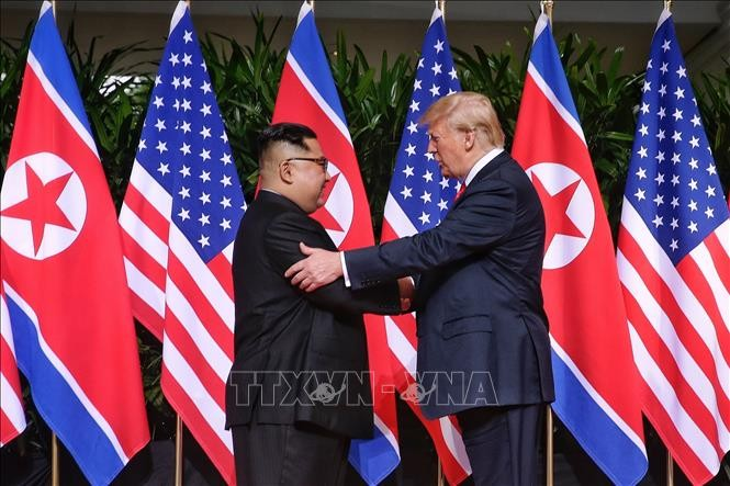 US holds door open for resumption of talk with North Korea - ảnh 1