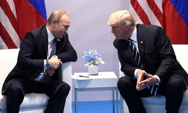 Kremlin reveals issues discussed at Russia-US summit - ảnh 1