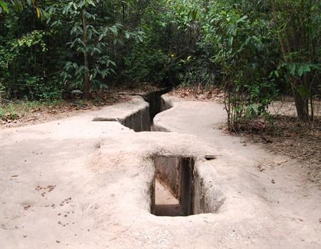 Экскурсия в туннели Кучи - ảnh 1