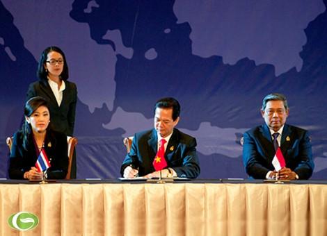 Подписано Балийское заявление о сообществе АСЕАН - ảnh 2