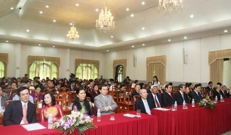 Митинг в честь Дня основания Отечественного фронта Вьетнама - ảnh 1