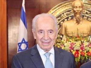 Завершился официальный визит президента Израиля во Вьетнам - ảnh 1