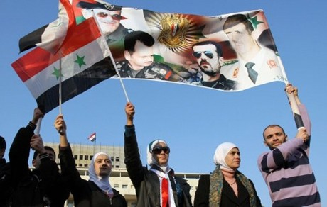 ЛАГ разработала проект санкций в отношении Сирии - ảnh 1