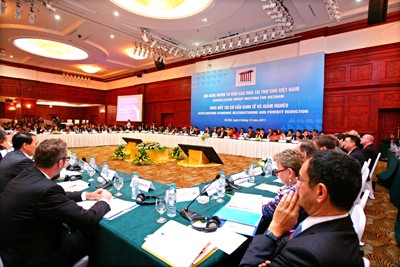 Открылась Конференция консалтинговой группы Вьетнам-2011 - ảnh 1