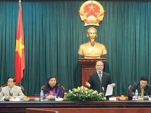 Спикер парламента принял послов и глав представительств Вьетнама за границей - ảnh 1