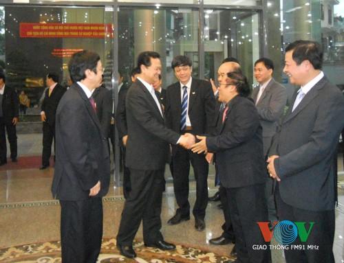 Премьер-министр Нгуен Тан Зунг посетил Радио «Голос Вьетнама» - ảnh 1