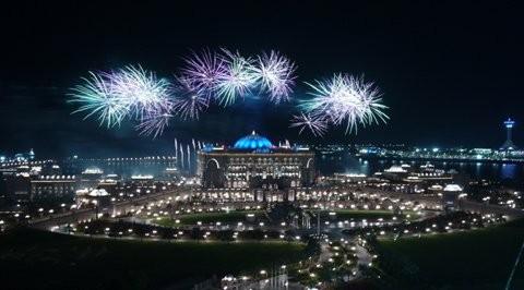 Жители нашей планеты встречают новый 2012 год с желаниями мира и счастья - ảnh 1