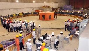Нгуен Шинь Хунг принял участие в церемонии запуска 4-ой турбины ГЭС Шон Ла - ảnh 1