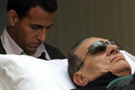 Бывшему президенту Египта  Хосни Мубараку грозит смертная казнь - ảnh 1